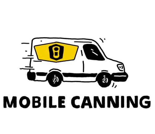 East Coast Canning: mobile canning icon