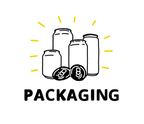 East Coast Canning: packaging icon